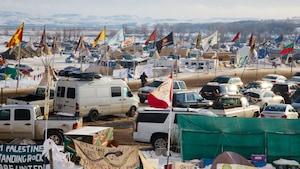 Les visages de Standing Rock