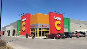 Épicerie Super C à Chicoutimi