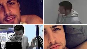 Photos d'un homme soupçonné de fraudes, qui utilise des sites de rencontre, diffusées par le Service de police de la Ville de Montréal.