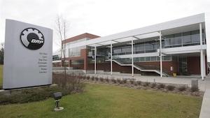 Installations de BRP à Valcourt, en Estrie