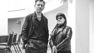 Emanuel Licha et Teresa Margolles