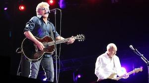 The Who au Festival d'été de Québec