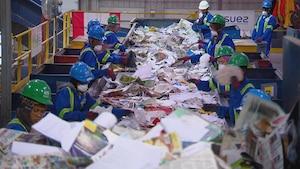 Une nouvelle politique de gestion des déchets en préparation en Alberta