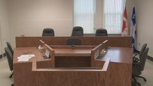 Des juges siègent à l'hôpital Robert-Giffard.
