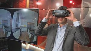 Notre journaliste Mathieu Nadon teste la technologie offerte par Umber Realty, une entreprise d'Ottawa.