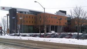 L'Université du Québec en Abitibi-Témiscamingue (UQAT), campus Rouyn-Noranda