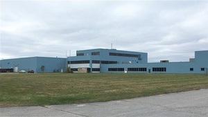 Ancienne usine d'eau lourde Laprade où Airex a installé son usine de bio charbon