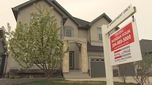 Une maison du quartier Bridgwater en vente.
