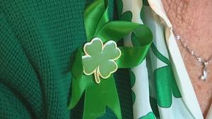 Le vert est à l'honneur pour la Saint-Patrick.