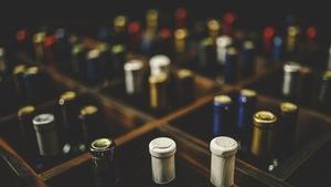 Photo de bouteilles de vin.