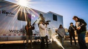 Un nouveau studio mobile ira à la rencontre des Autochtones, d'un océan à l'autre.