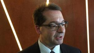 Le directeur général de North American Lithium, Yves Desrosiers.
