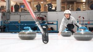 Le curling, une affaire de famille pour Nicolas et Zachary Janidlo