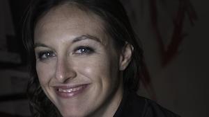La paracycliste rimouskoise, Joanie Caron