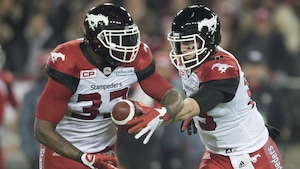 Jerome Messam et Bo Levi Mitchell