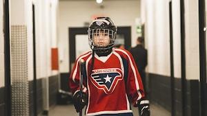 Olivier Boulianne, pour l'amour du hockey
