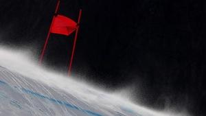 Le vent force le report du slalom géant féminin aux Jeux olympiques de Pyeongchang