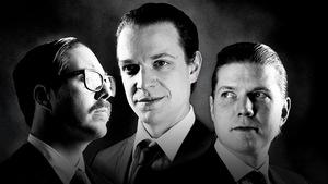 Le groupe Klaus est formé de Joe Grass, François Lafontaine et Sam Joly.