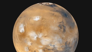 Des scientifiques ont modélisé l'atmosphère martienne et ses nuages de glace