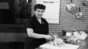 Jehane Benoît en 1958