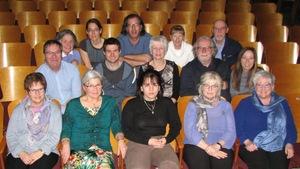 Distribution de la comédie musicale «Les Concombres Brillant inc.»