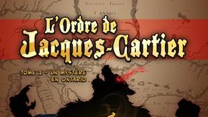 Une bande dessinée franco-ontarienne sur Jacques Cartier