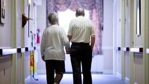 Démence chez les personnes âgées