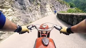Les Mobyboys ont relié dernièrement la ville d'Annecy à celle de Monaco, soit environ 600 km.