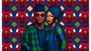 Le couple Affogbolo, symbole de la Renaissance Africaine, selon Pierre-Christophe Gam.