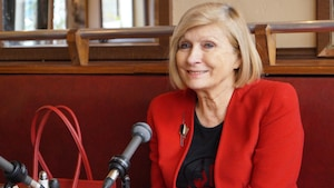 La philosophe belge, Chantal Mouffe
