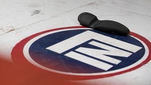 Le logo de la Ligue nationale d'improvisation