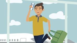 Les compagnies de voyage misent désormais sur les réservations précoces plutôt que sur les vols de dernière minute.