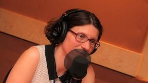 La géographe de la santé à l'INRS Marie-Soleil Cloutier