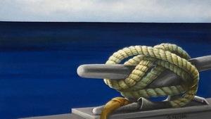 La galerie d'art Espace solo présente l'exposition Jusqu'au bout de la mer.
