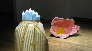 Exposition La faune imaginaire de Catherine Arsenault  au musée régional de la Côte-Nord