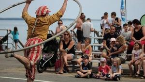 Plusieurs activités étaient proposées aux gens de Havre-Sainte-Pierre cette fin de semaine à l'occasion du Festival de la Famille