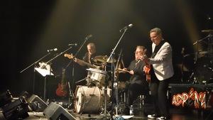 La formation musicale de Baie-Comeau, SurFaces, sur scène
