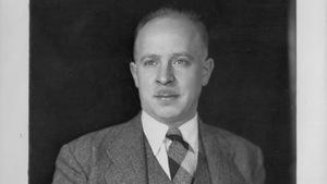 Fred Rose, député communiste accusé d'espionnage