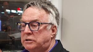 Jean Grégoire chroniqueur horticole à Radio-canada.