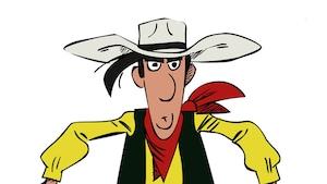 Lucky Luke, le cowboy qui tire plus vite que son ombre