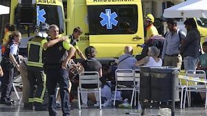 Une fourgonnette a fait plusieurs morts et blessés après avoir foncé dans la foule à Rambla, à Barcelone.
