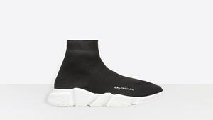 La chaussure Trainer Speed de Balenciaga
