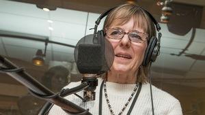 Me Suzanne Hotte au micro de Catherine Perrin