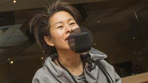 Kim Thúy au micro de Catherine Perrin