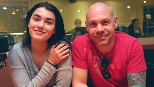 Livia Martin et Maxim Martin