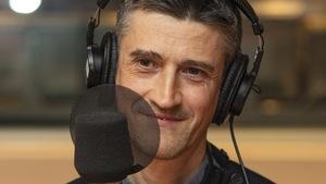 Jérôme Minière au micro de Catherine Perrin.