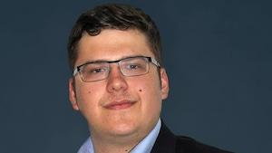 À seulement 22 ans, Nicholas Malette est élu comme maire à Cayamant