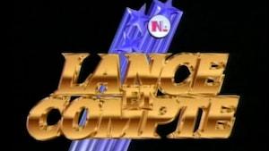 Un extrait de la séquence d'ouverture de la série <i>Lance et compte</i>