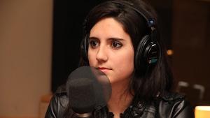 Mélanie Lemay, cofondatrice du mouvement « Québec contre les violences sexuelles »