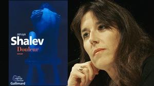 L'auteure israélienne Zeruya Shalev, que l'on voit ici en 2005, signe le roman <i>Douleur</i>.